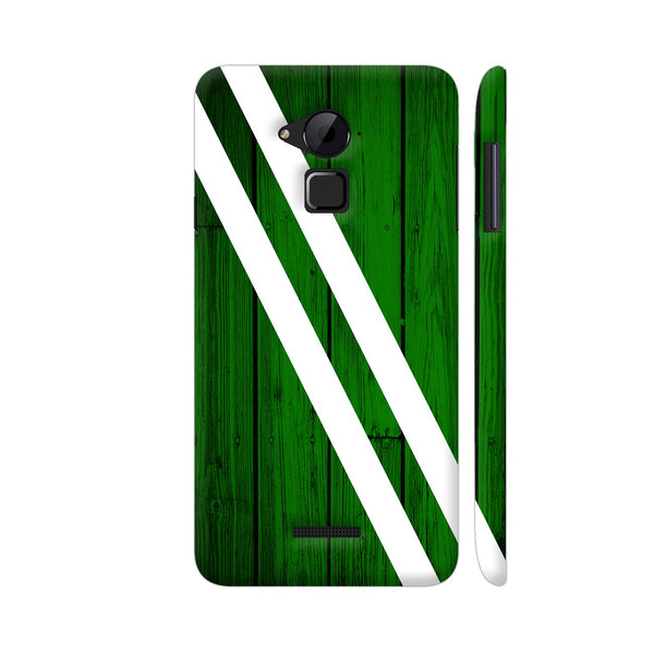 Green Wood Coolpad Note 3 / Note 3 Plus Case