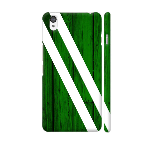 Green Wood OnePlus X Cover | Artist: Abhinav