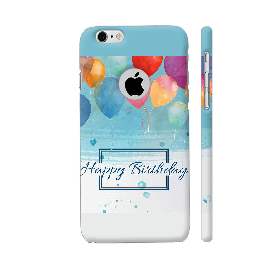 Colorpur IPhone 6 Logo Cut Case