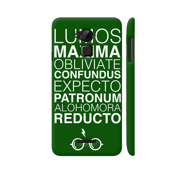Harry Potter On Green Coolpad Note 3 / Note 3 Plus Case
