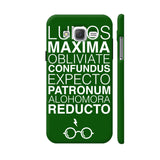 Harry Potter On Green Samsung Galaxy J5 Case
