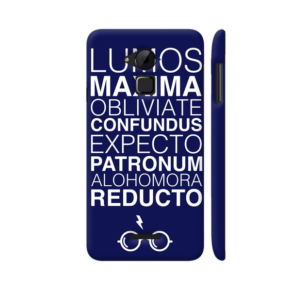 Harry Potter On Purple Coolpad Note 3 / Note 3 Plus Case