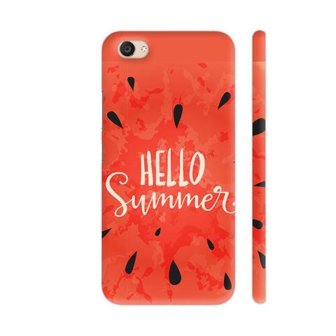 Hello Summer Vivo V5 Plus Cover | Artist: Astha