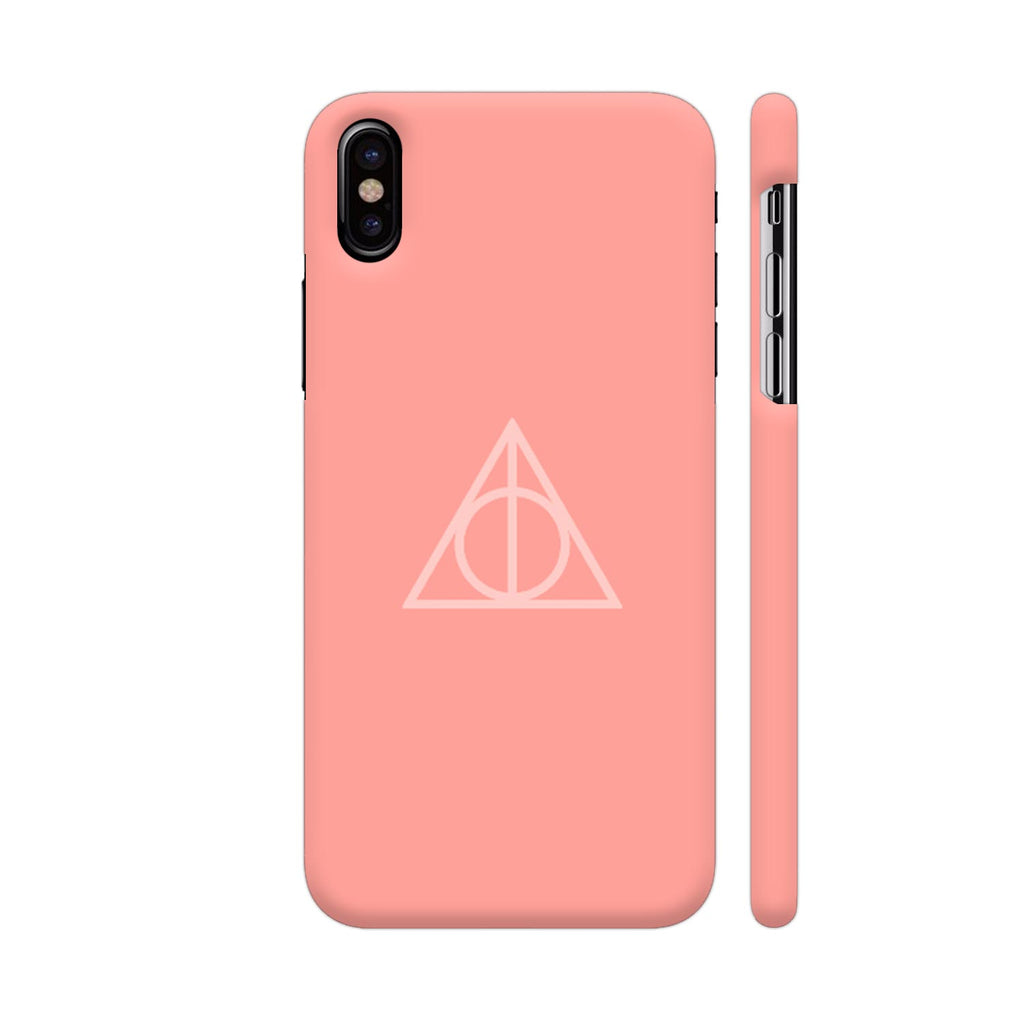 100% authentic 0e9ae e9781 Horcrux iPhone X Cover | Artist: Suysh
