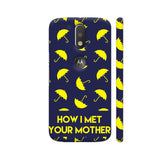 How I Met Your Mother Yellow Umbrellas Moto G4 / Moto G4 Plus Cover | Artist: Abhinav
