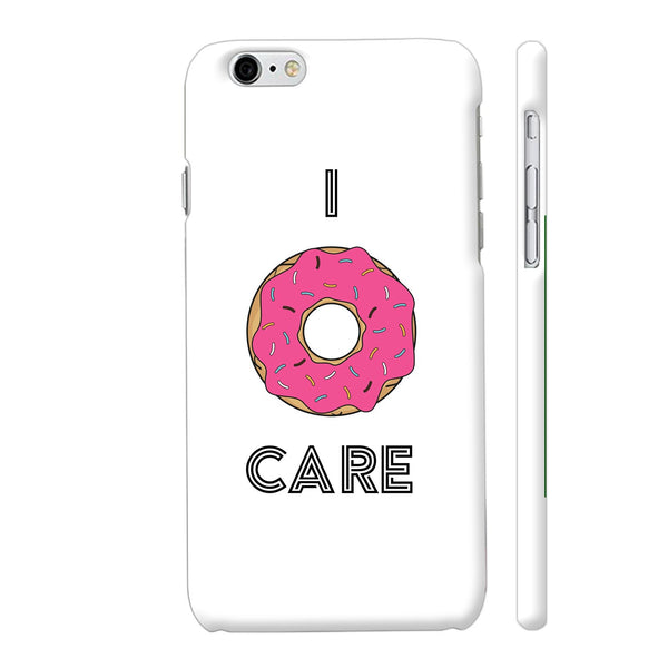 I Donut Care iPhone 6 / 6s Cover | Artist: Abhinav