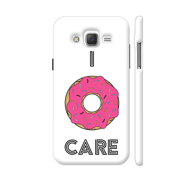 I Donut Care Samsung Galaxy J5 Case