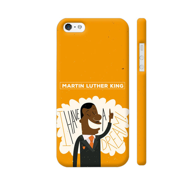 I Have A Dream iPhone 5 / 5s Cover | Artist: Abhinav