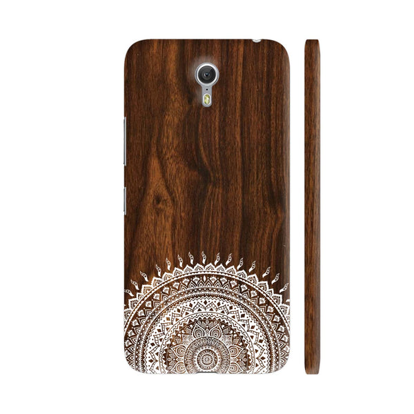 Indian Wood Lenovo Zuk 1 Cover | Artist: Abhinav