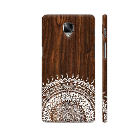Indian Wood OnePlus 3T Cover | Artist: Abhinav