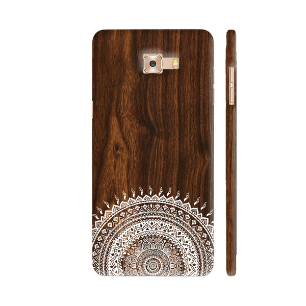 Colorpur Indian Wood Samsung Galaxy C7 Pro
