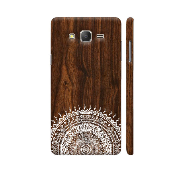 Indian Wood Samsung Galaxy On7 Pro Cover | Artist: Abhinav