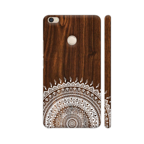 Indian Wood Xiaomi Mi Max Cover | Artist: Abhinav