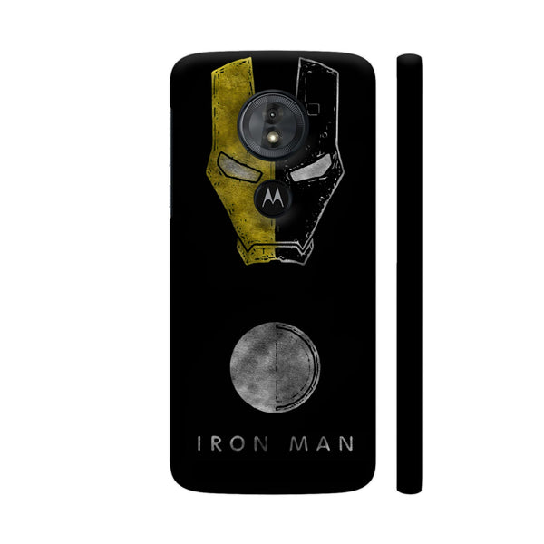 Ironman 2 Moto G6 Play Cover | Artist: Aadhi