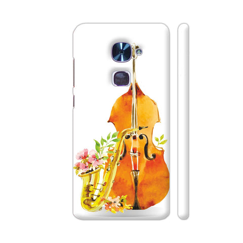 Jazz Theme LeEco Le 2 Cover | Artist: Astha
