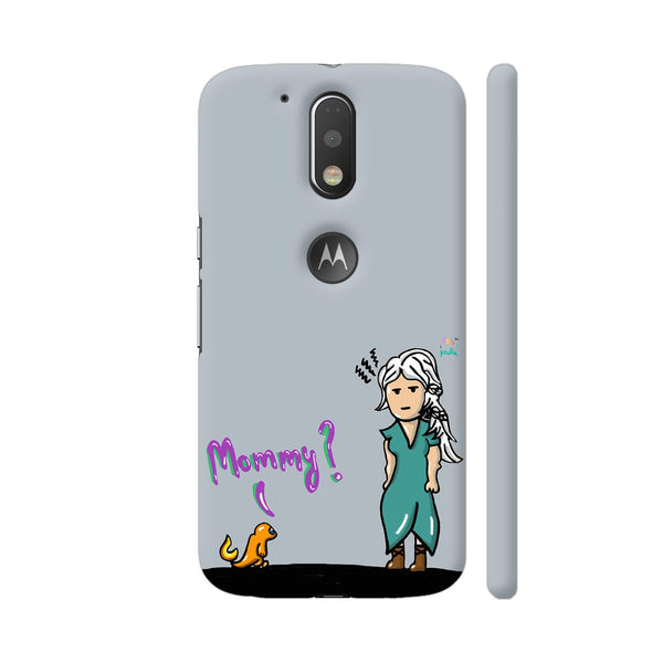 Khaleesi Mother Of All Dragons Moto G4 / Moto G4 Plus Cover | Artist: 70s pedia