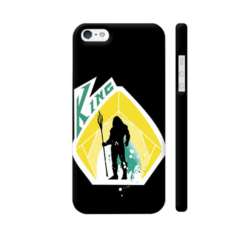 King 2 iPhone SE Cover | Artist: Beaver Designs
