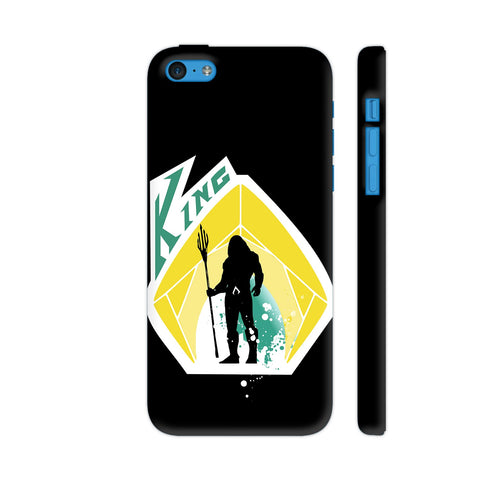 King 2 iPhone 5c Cover | Artist: Beaver Designs