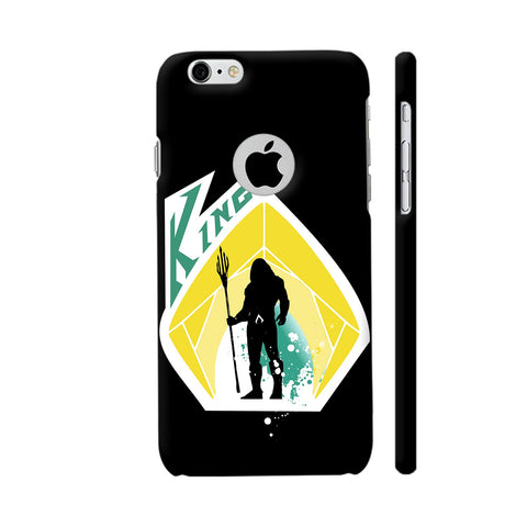 King 2 iPhone 6 / 6s Logo Cut Cover | Artist: Beaver Designs