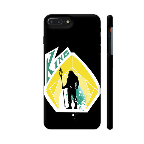 King 2 iPhone 7 Plus Cover | Artist: Beaver Designs