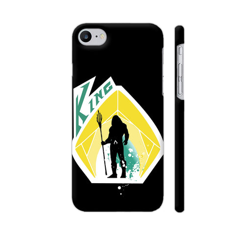 King 2 iPhone 8 Cover | Artist: Beaver Designs