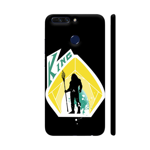 King 2 Honor 8 Pro Cover | Artist: Beaver Designs