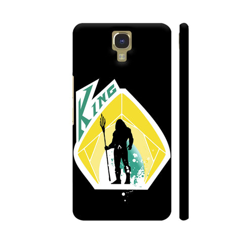 King 2 Infinix Note 4 Cover | Artist: Beaver Designs