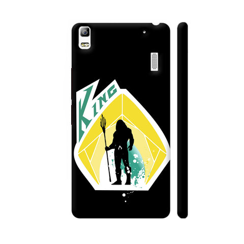 King 2 Lenovo A7000 Cover | Artist: Beaver Designs