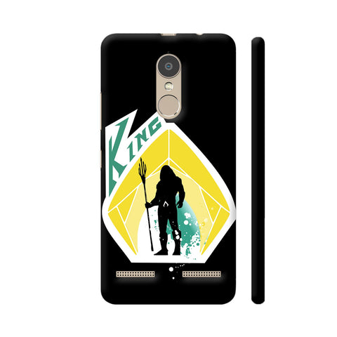 King 2 Lenovo K6 Power Cover | Artist: Beaver Designs
