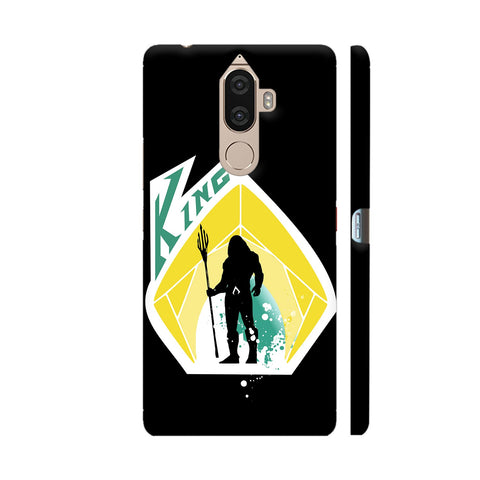 King 2 Lenovo K8 Note Cover | Artist: Beaver Designs