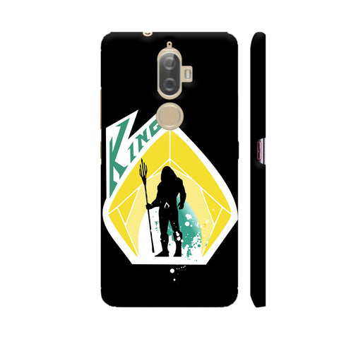 King 2 Lenovo K8 Plus Cover | Artist: Beaver Designs