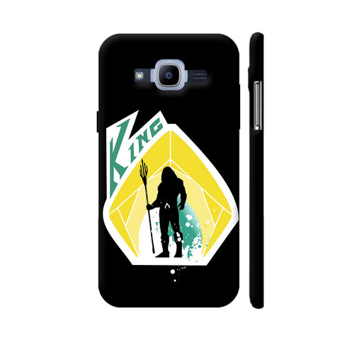 King 2 Samsung J2 Pro Cover | Artist: Beaver Designs