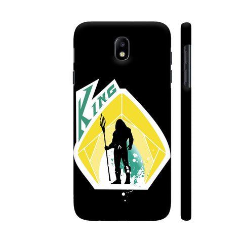 King 2 Samsung J7 Pro Cover | Artist: Beaver Designs