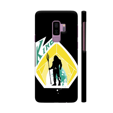 King 2 Samsung S9+ Cover | Artist: Beaver Designs