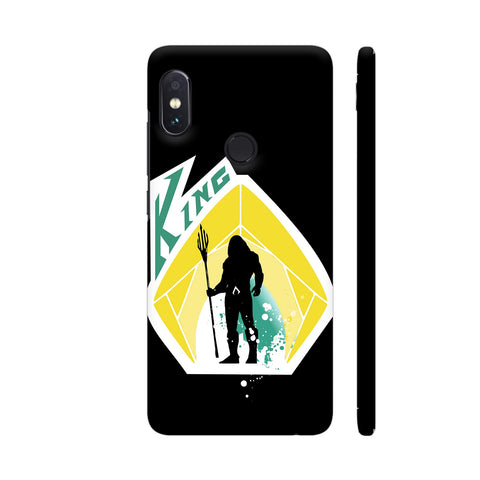 King 2 Redmi Note 5 Pro Cover | Artist: Beaver Designs
