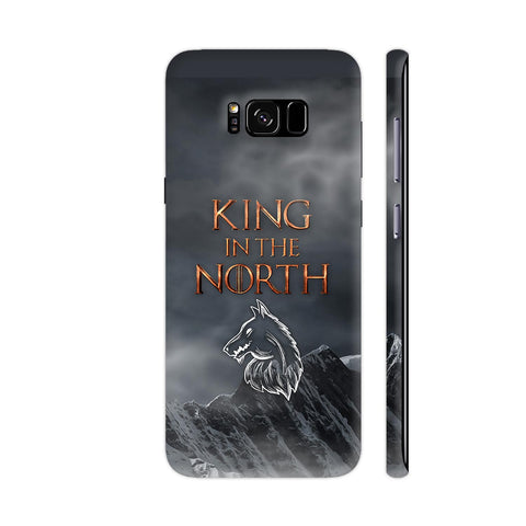 King In The North 2 Samsung Galaxy S8 Cover | Artist: Art By Fauji