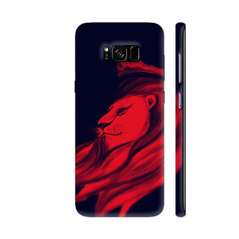 Leo Lion King Samsung Galaxy S8 Cover | Artist: Miraculous