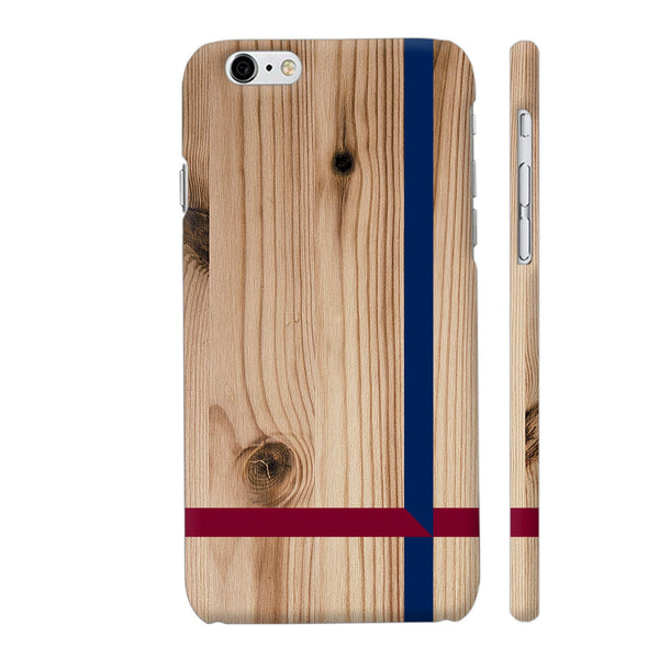 Light Wood Cross iPhone 6 Plus / 6s Plus Cover | Artist: Abhinav
