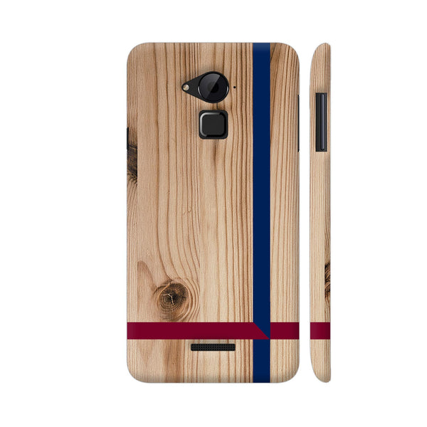 Light Wood Cross Coolpad Note 3 / Note 3 Plus Case