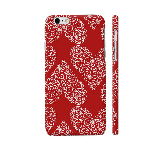 Love Pattern iPhone 6 / 6s Cover | Artist: Astha