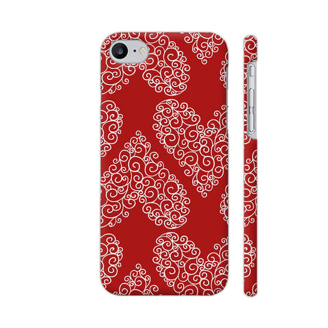 Love Pattern iPhone 7 Cover | Artist: Astha