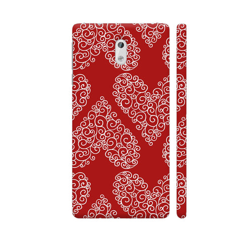 Love Pattern Nokia 3 Cover | Artist: Astha