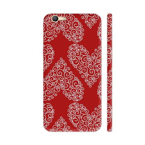 Love Pattern Vivo Y55L Cover | Artist: Astha