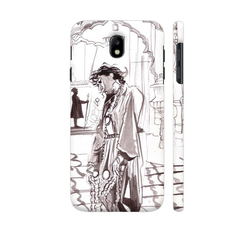 Madhubala As Anarkali In Mughal E Azam Samsung J7 Pro Cover | Artist: HeartAtArt
