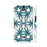 Mandala Blue And White OnePlus One Cover | Artist: VanessaGF