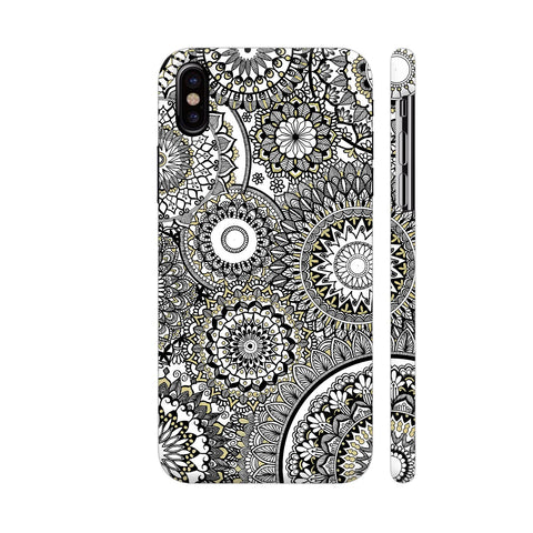 Mandala Family iPhone X Cover | Artist: Designs by Gulmohar