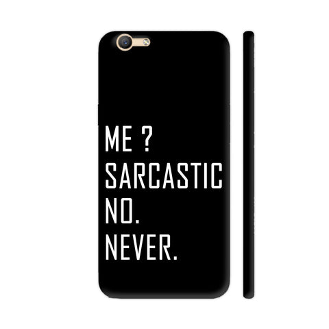 Me Sarcastic No Never Vivo V5 / V5s Cover | Artist: Dolly P