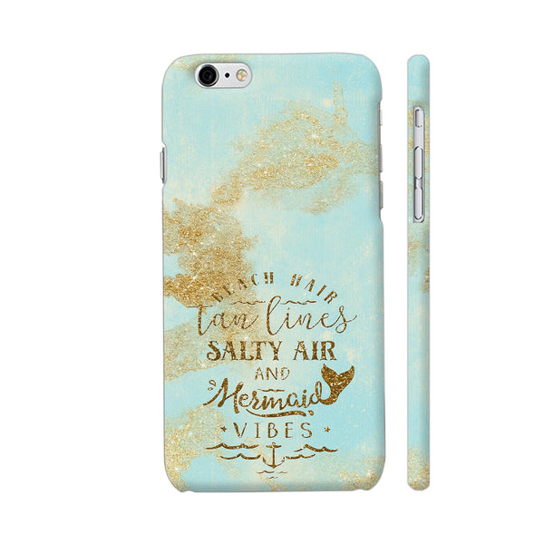 Mermaid Vibes iPhone 6 / 6s Cover | Artist: UtART