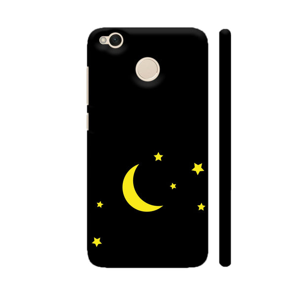 Moon And Stars Xiaomi Redmi 4 Cover | Artist: Torben