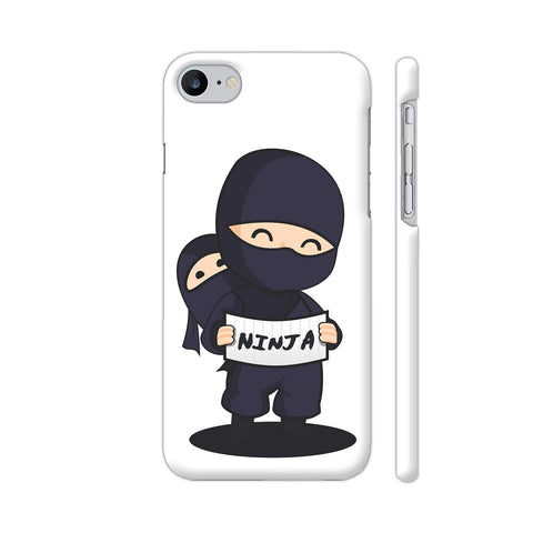 Ninja iPhone 7 Cover | Artist: Ashish Singh